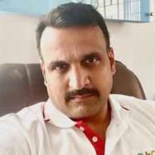 Vivek P. Hegde,Founder