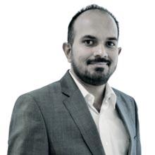 Abhishek Sinha,Founder