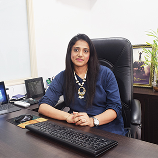 Prachi Parekh, Founder, CEO & Head of Nutrition .