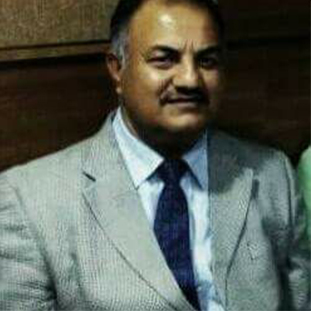 Sachin Shukla, Managing Director