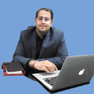 Bhupesh Singh & CEO,Saurabh Dhall & COO
