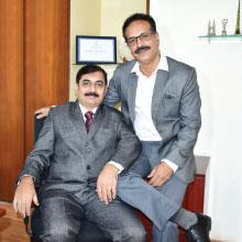 Venkatesh S , CEO & Director, Murali Krishna, Vice President