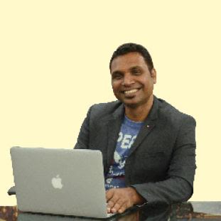 Praveen Kumar,Co-Founder & CEO.