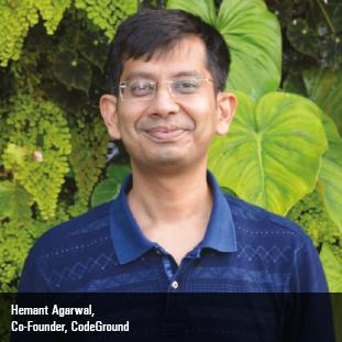 Saurabh Chawla, Bhuvan Gupta, & Hemant Agarwal,Co-Founders