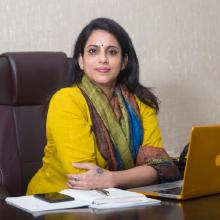 Geetanjali Dhar,  Founder