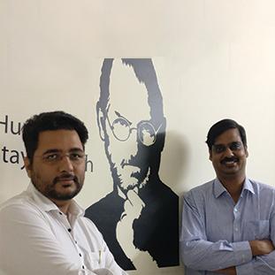 Vikram  Aditya Tirthani , Founder & CEO.