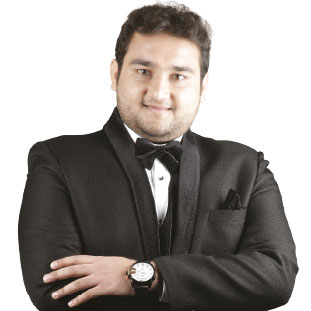 Mayank Bhanushali,Founder & Managing Director