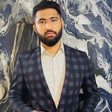 Aftab Mohammed,Founder