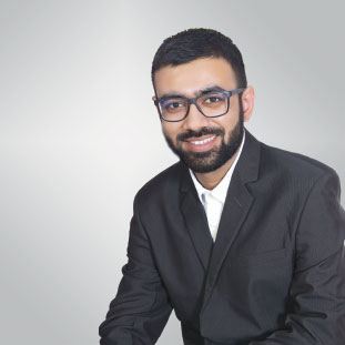 Niraj Jagwani, Co-Founder & CEO