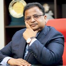 Subodh Gupta,CMD