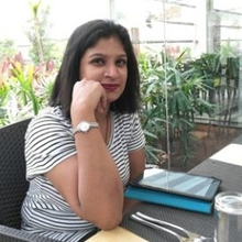 Shraddha Rai ,Co-Founder