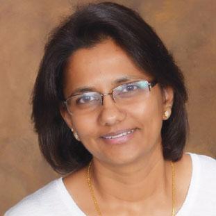 Shanthi Rajaram,President & CEO