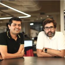 Rahul Khetan & Amit Mohta,   Joint Managing Directors