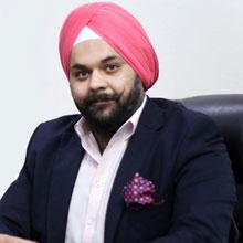 Avneet Singh Marwah,Director & CEO