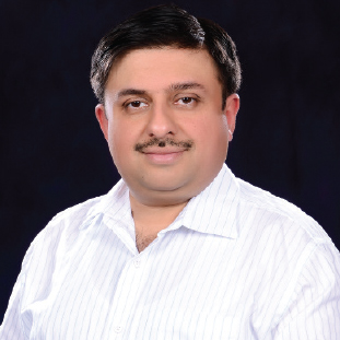 Kshitij Lal,Managing Director