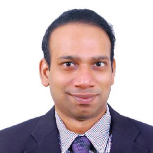Vamsi Ram Maddimsetti, Founder & Director