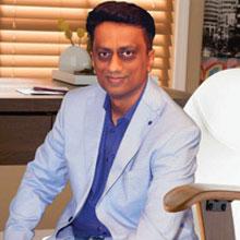Dr. Ashwin Kumar B S,Managing Director
