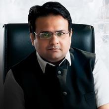 Milin Desai,Co-Founder & Director