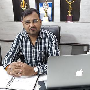 Anuj Agarwal, Founder