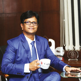 Dr. S. N. Vinaya Babu,Managing Director