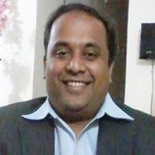 CRG Prasad,Sales Director