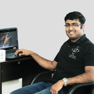 Vijith Sivadasan,Co-Founder