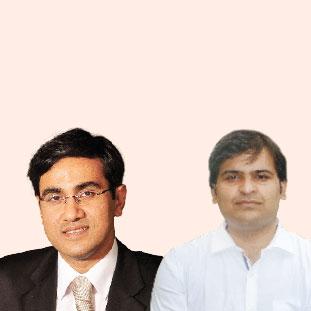 Lalith Surana & Hemesh Soni, CEO & CTO