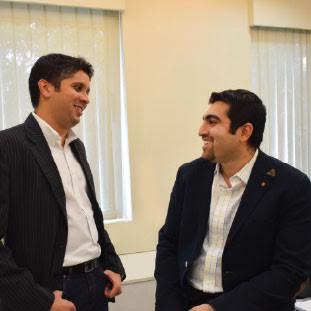Sashank Rishyasringa & Gaurav Hinduja,Co-Founder & MD.