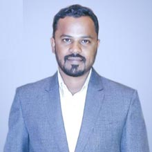Nanda Kumar R,Founder & CEO