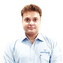Vipul Chatbar,Founder and CEO