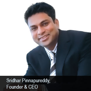 Sridhar Pinnapureddy,Founder & CEO
