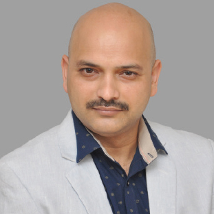 Gyanesh Jha,Partner & Founder