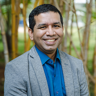 Nitin Nair,Senior Partner