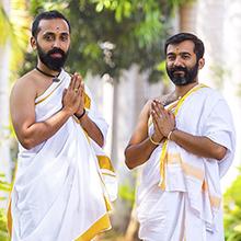 Yogacharya Rakesha Shivarama & Yogacharya Arvind Prasad,Founder Directors