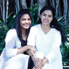 Shruti ChaturLal &  Suman Kanawat Singh,Co-Founders