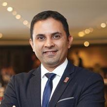 Sidharth Shah,Founder & CEO
