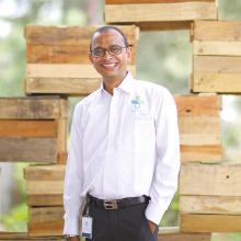 Ram Kumar Varma P, MD & CEO