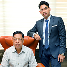 Madanlal Agarwal, Founder & Managing Partner,Amit Agarwal, Managing Partner