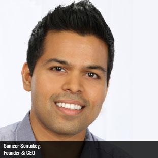 Sameer  Sontakey,CEO