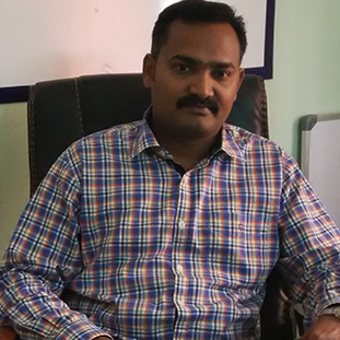 Hariharan Jeeva,Co-Founder