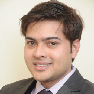 Shashank Pandey,  Founder & CEO