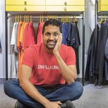 Srikanth Acharya,CEO