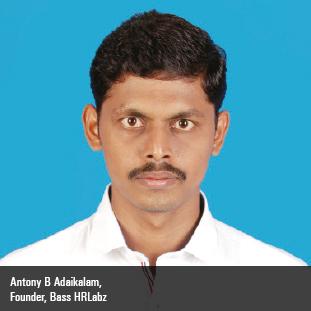 Antony B Adaikalam,Founder