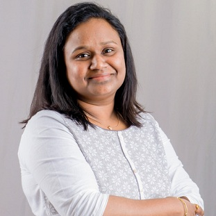 Priyadarsini Vijaysaravanan,Founder & Director