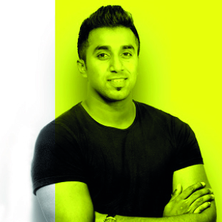 Manish Surapaneni,CEO and Head of Design