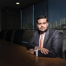Hitesh Chaturvedi,Partner