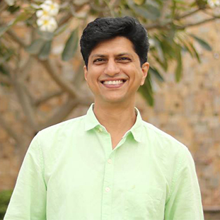 Binu Prakash,Managing Partner
