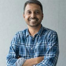 Ganesh Kondal, Lead Architect, Smitha Mave, Director - Engineering ,Jessy Kurien, ,Executive Director - Engineering