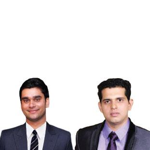 Divey Mahajan & Faisel Tufel,Directors