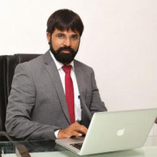 Shriganesh Bansod,Managing Director